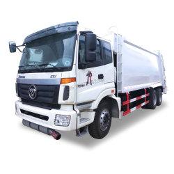 Foton Auman 6X4 15m3 compacteur de déchets Capacité du chariot