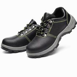 Une lumière confortable avec embout de fer durables des chaussures de sécurité