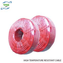 كابل تسخين مقاومة الحريق لمقاومة ارتفاع درجة الحرارة