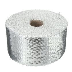 Isolation thermique en fibre de verre en aluminium Heatshield Wrap