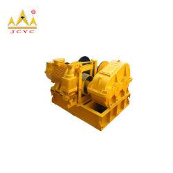 Durable malacate de elevación eléctrica 175 - 1100 mm de diámetro del tambor para la construcción