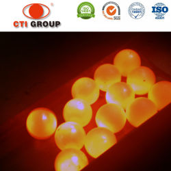 Dia. 20мм -150 мм высокого качества хром литая Шлифовальные средства массовой информации мяч для мельницы шаровой опоры рычага подвески