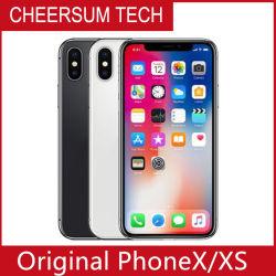 本物の電話Xロック解除された新しい携帯電話の携帯電話のスマートな電話