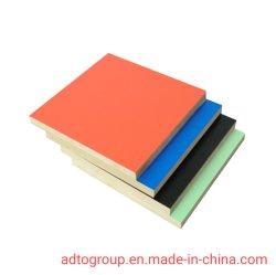 メラミン仕上げ。 MDF ボードパーティクルボードパネルボードチップボード 木製家具