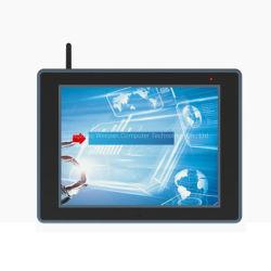 IP65 de 10,4 pulgadas con pantalla táctil LCD de panel PC Industrial con WiFi, Bluetooth, el módulo 4G.