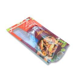 Custom imprimés Sacs sous vide en plastique de l'emballage des aliments congelés