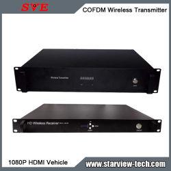 Nlos portátil HD HDMI Cofdm vehículo transmisor de vídeo inalámbricas/AV