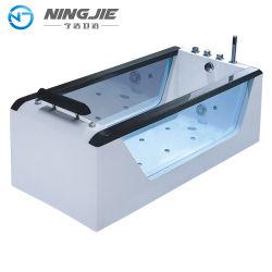 Foshan Sanitarios para el vidrio Bañera de hidromasaje Jacuzzi (501)