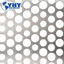 mm gelochte Blatt-Bildschirm-Ineinander greifen-perforierte Aluminiumdecke des Metall1200*2400