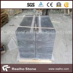 プロジェクトのためのよい価格の中国の砥石で研がれた青い石灰岩ステップか階段