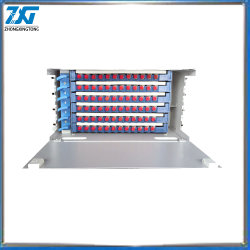 72 コア光ファイバ分配ボックスターミナルボックス ODF ボックス