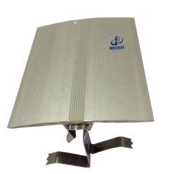 Joint de dilatation de plafond avec clip à ressort en acier de coloration
