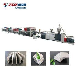 Pp.-Belüftung-PET Plastikverschalung für konkretes pp.-hohles Aufbau-Furnierholz-Blatt-den konkreten Form-Block-Vorstand, der Maschine herstellt