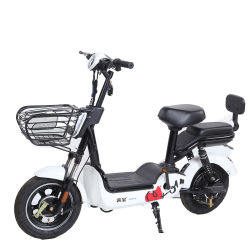 ペダルが付いている小型便利な電気スクーターの電気自転車