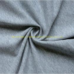 CVC Tecidos de malha Jersey único para Hometextile/T-shirt/Vestir/elegante peça de vestuário