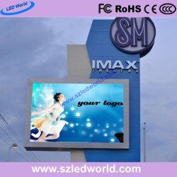 P25 a todo color publicidad exterior LED Pantalla de visualización de vídeo (P4 P5 P6 P8 P10)