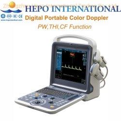De draagbare Medische 2D Digitale Scanner van de Ultrasone klank van Doppler van de Kleur met Pw (PK-UC601S)