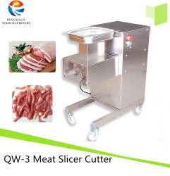 2019 de Scherpe Machine van de Plak van de Pijlinktvis van het Lapje vlees van het Verse Vlees van best-sellers BBQ, De Snijder van het Visvlees