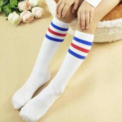 Детский носки оптовая торговля детьми Cute Фокс трехмерных ухо хлопка носки девочек колена по ноге теплой мультфильм животных носки печати