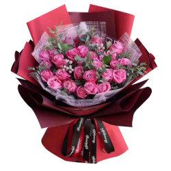 맞춤형 선물 크리스마스 꽃 포장 종이 선물 롤 도매 초콜릿 용지 랩