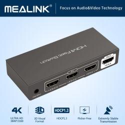 3 Switcher 3 van de haven HDMI in 1 uit (4Kx2K)