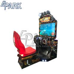 성인 42인치 Dirty drivin Arcade 게임 Coin Operated Machine 자동차 경주 게임 머신