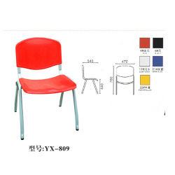 Cadeira de alunos com mesa de escrita Mobiliário escolar