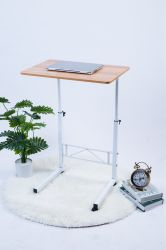 In hoogte verstelbaar modern Home Sofa Nachtkastcomputer laptop Bureau tafel Met wielen M-X1911
