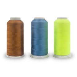 Fio de poliéster de alta tenacidade de fibras têxteis de tecido