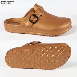 Знаменитые Superstarer Amazon hot заводская цена продажи открытый летом EVA Sabots мужчин пластиковый сад сандалии засорению обувь