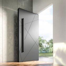 تصميم جديد، التصميم الخارجي، لوحة محورية من الألومنيوم المصبوب من البيت، أمان سعر الباب