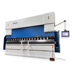 lámina metálica de alta precisión fabrique 200 ton/4000 CNC freno hidráulico de presión con Da58T-Systems