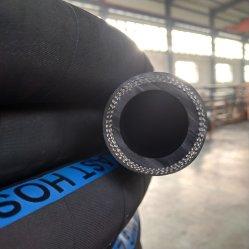 Con rinforzo in tessuto ad alta resistenza, tubo in gomma per la mandata della pompa per calcestruzzo