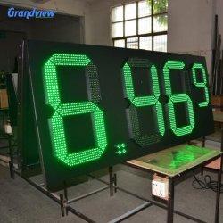 Fernbedienung 4 Digital Nummer 8,888 7 Segment LED Gas Preisschild