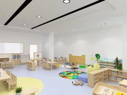 어린이학교 교실 가구, 유치원 및 유치원 놀이방 목재장 캐비닛, 어린이 놀이방 캐비닛, 아기 보관함 캐비닛