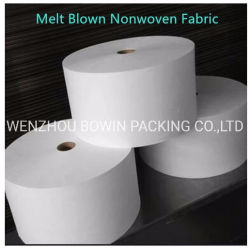 Bfe Bfe95 Em Filtro de Malha do Filtro 99 100% polipropileno Non-Woven distribuidor dos produtos de higiene do têxtil TNT tecido não tecido extrudado soprado