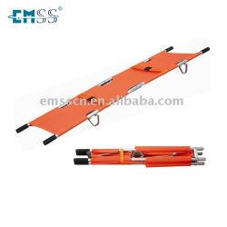 Медицинские алюминиевого сплава двух складные носилок (EDJ-003A)