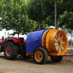 مرشة جرار مملفوفة من أجل نوع سحب شجرة الفاكهة للاغتصاب والليمون الخ. مرشات البستان بمرشة Air Blast