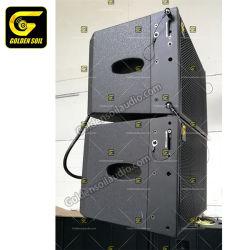A2 sondern eine 10 Zoll-Zeile Reihen-Lautsprecher-Berufsaudioton-Systemaktives Woofer-System aus