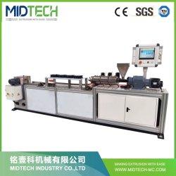 Mini-laboratoire Madical utiliser d'air de refroidissement en plastique granulateur Pellet Pelletizer