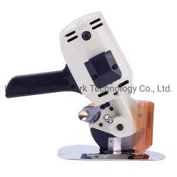 Ordinateur de poche 8-Angle électrique couteau rond chiffon 100mm de la machine de coupe