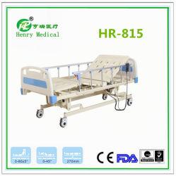 سرير طبي بثلاث وظائف HR-815 سرير في المستشفى/سرير كهربائي ثلاثي الوظائف/سرير كهربائي