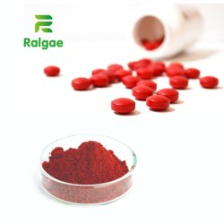 La astaxantina Beadlets Microcapsule Polvo Polvo de la nutrición de la Cápsula de Tablet PC ingrediente Material