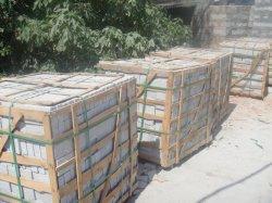 As Pavimentadoras de granito cinza natural de pedra de calçada de pedra Cut-Broken/quadros molhado 300x150x60mm