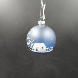 Ornamento de bola de cristal OEM