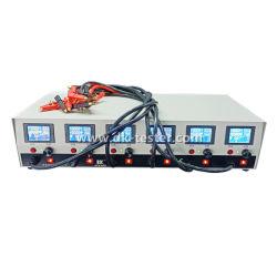 6-채널 전기 자전거/스쿠터/릭쇼 다기능 납산 AGM/젤/VRLA 대용량 저장 배터리 자동 충전 방전 테스터 30A 방전