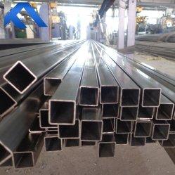 preço de fábrica metal tubos quadrados, Conexões, fabricante de tubos de aço inoxidável, aço inoxidável soldados o tubo quadrado