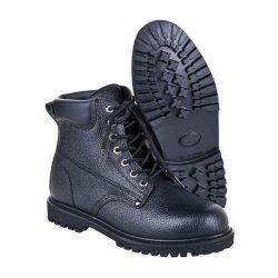 Mj-8 Goodyear Welt S1p de alta calidad Zapatos de seguridad