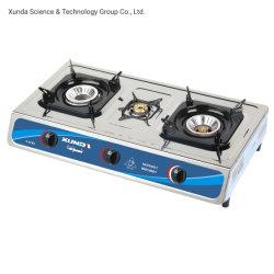 Xunda Beste Küche Gasherd 3 Brenner Elektrogeräte Gas Herd
