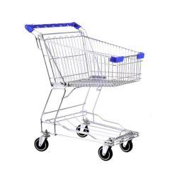 سوبر ماركت بلاستيك تسوق تروللى تسوق ومركز PP التجارى بحجم الحامل المتحرك عربة التسوق